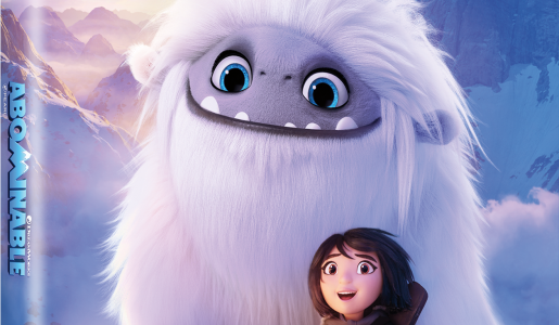Abominable on Blu-ray and DVD + GIVEAWAY
