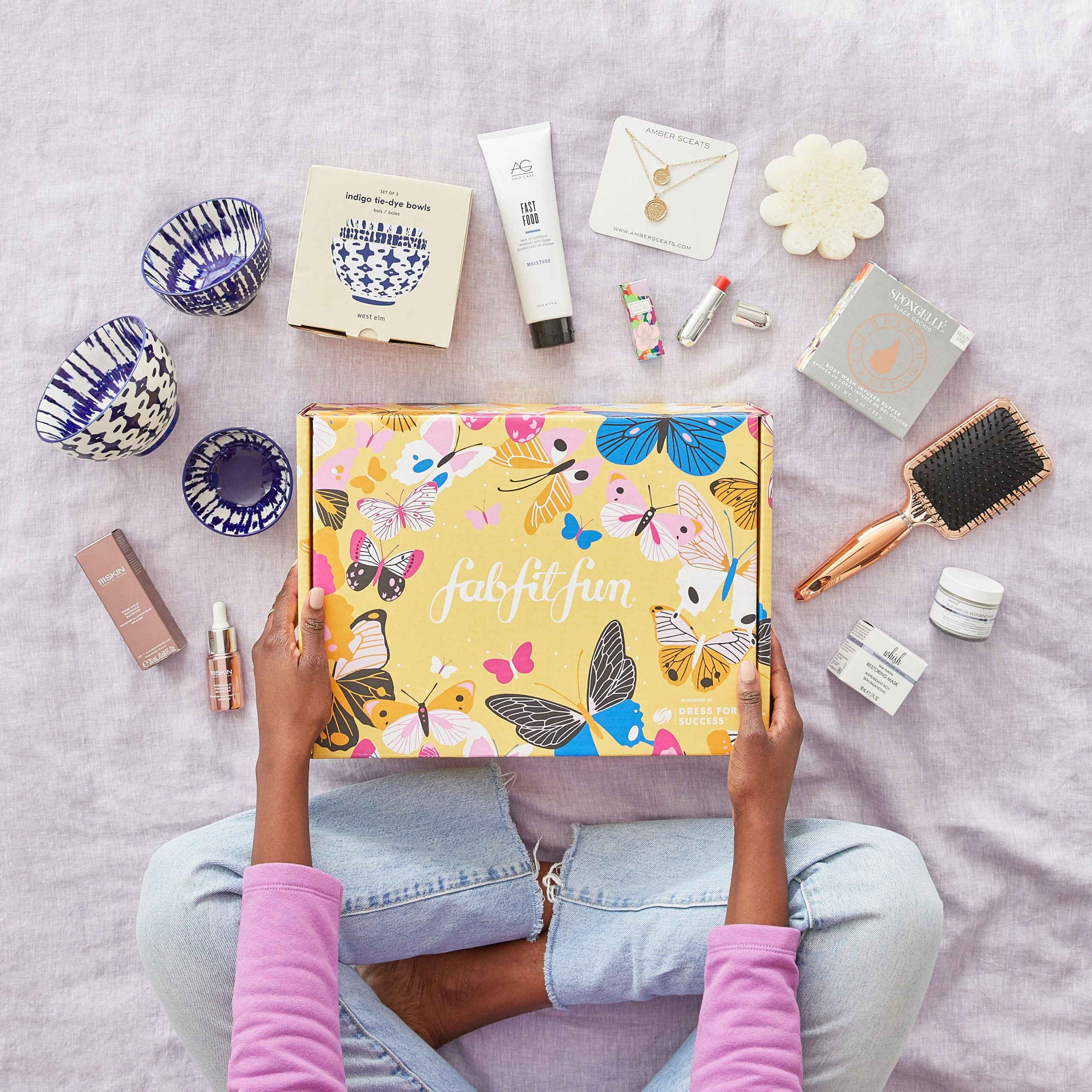 FabFitFun Spring 2020 Subscription Box