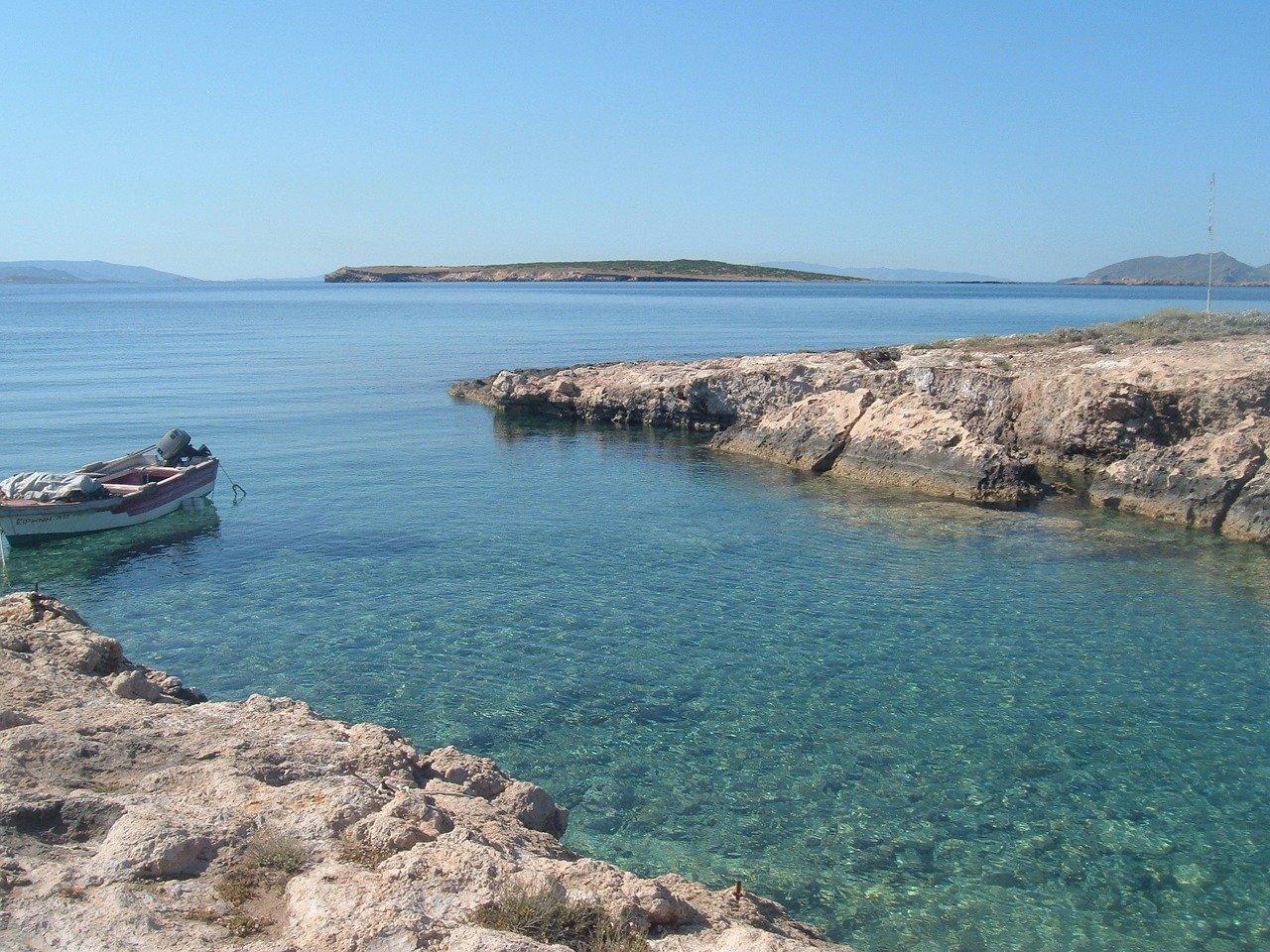 Greek Island of Paros