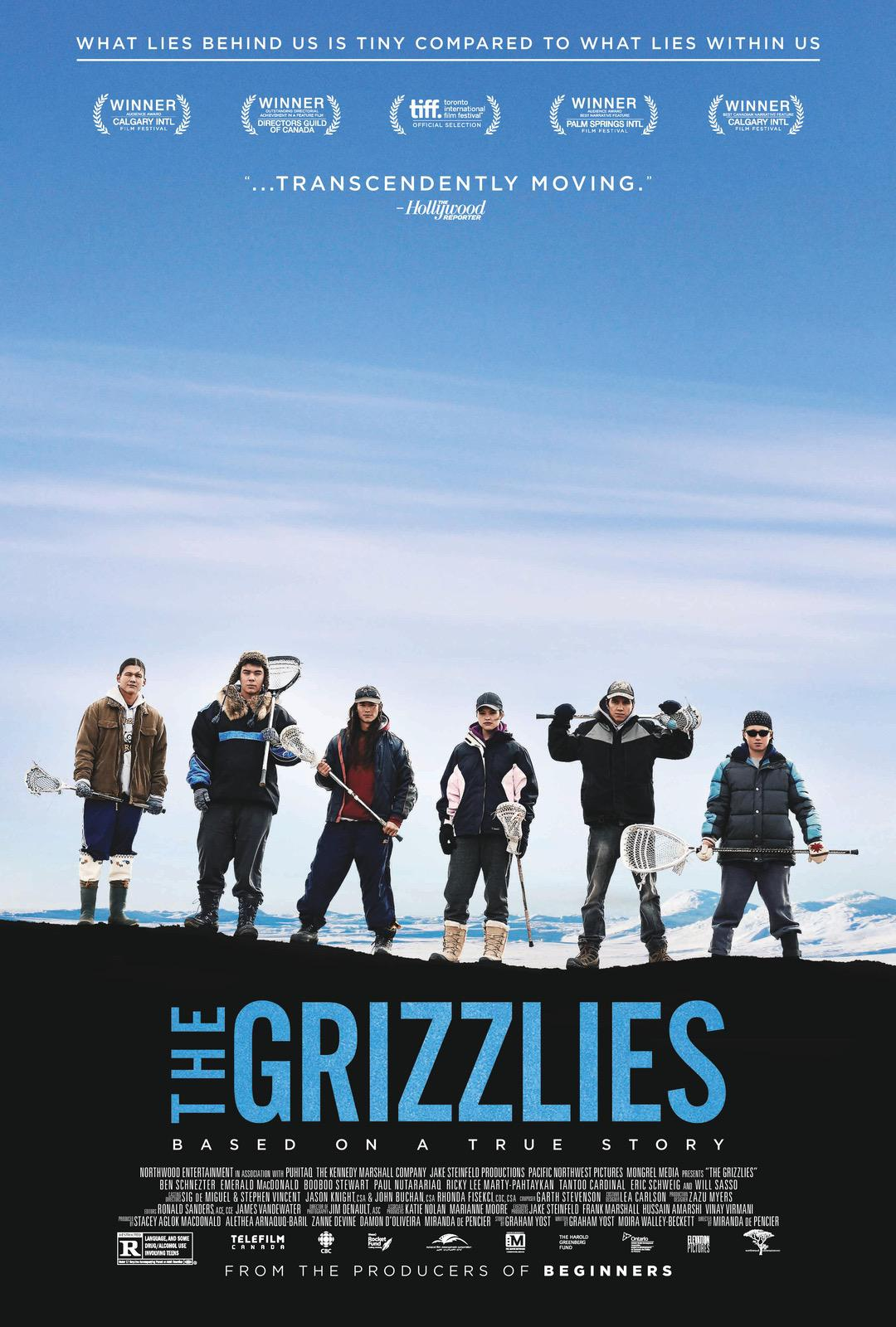 THE GRIZZLIES Movie