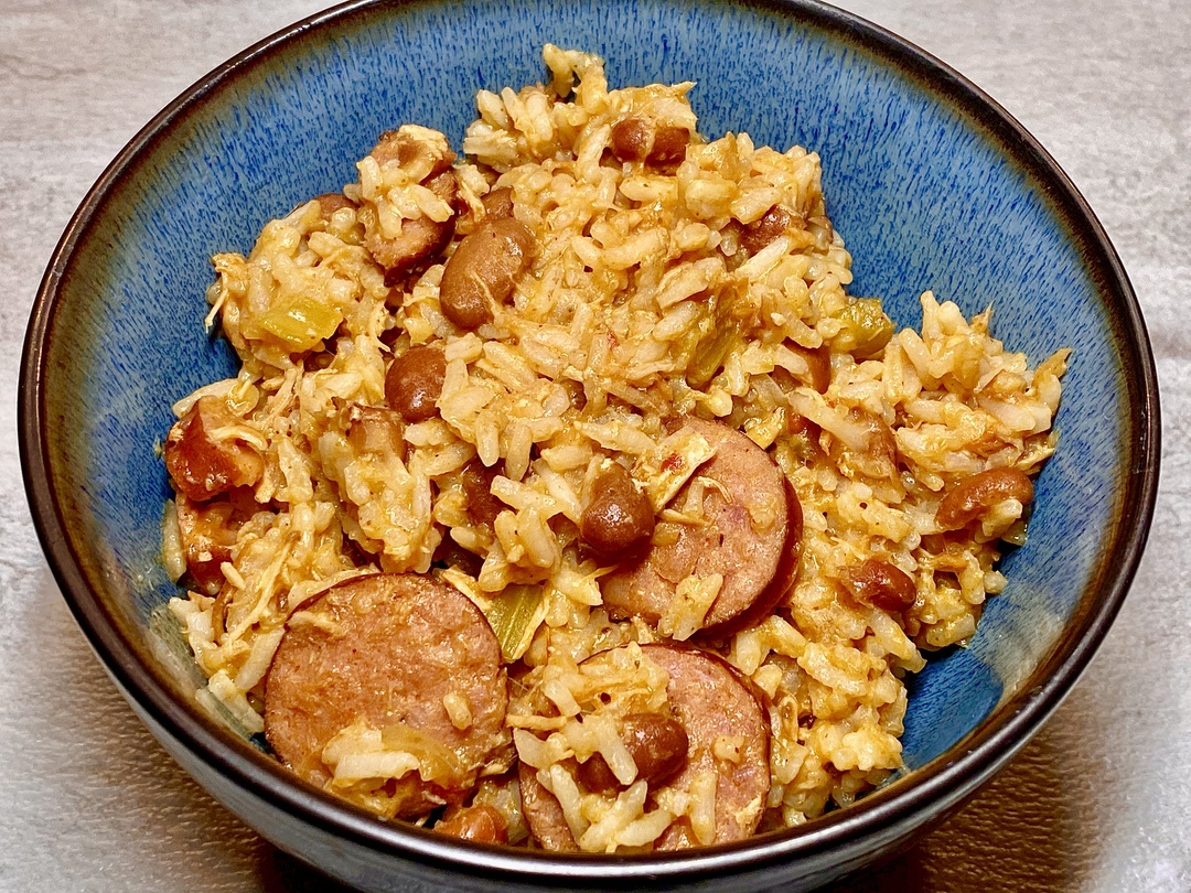 Poor Man's Jambalaya Recipe
