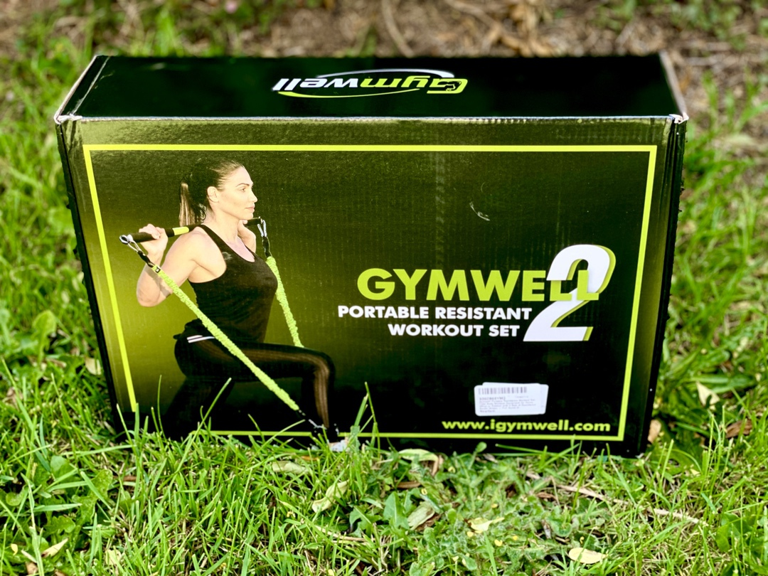 Gymwell Portable Resistant Workout Set