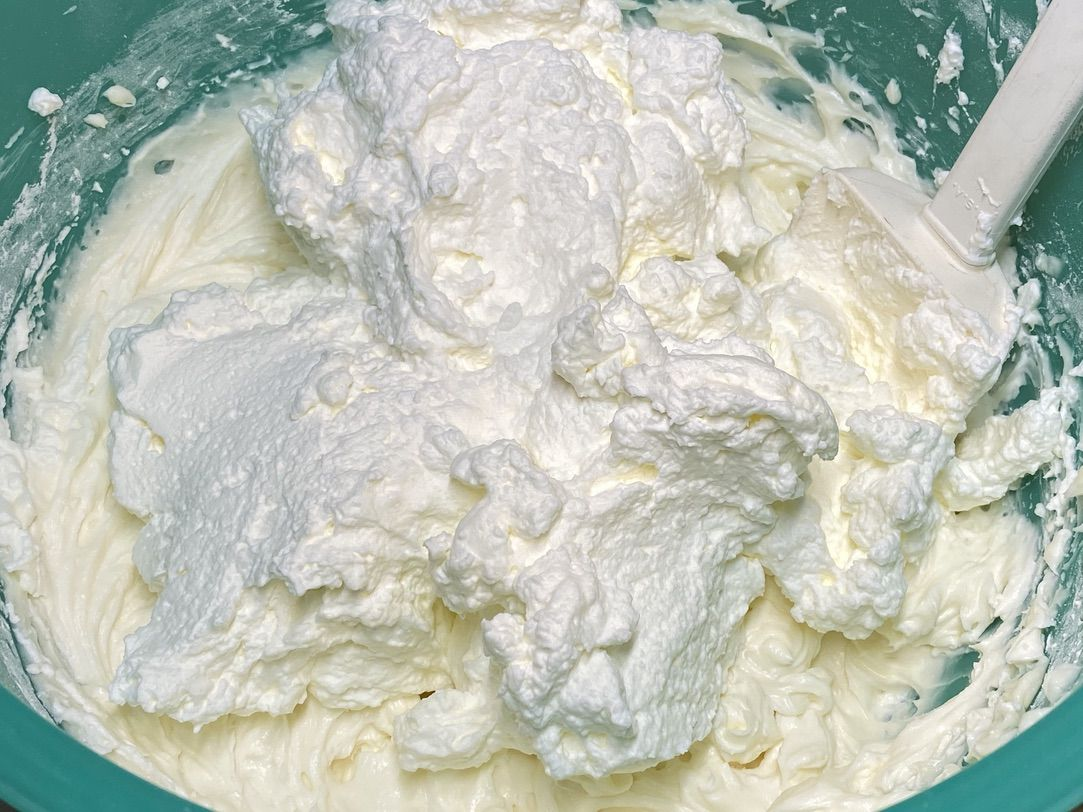 Whipped Cream with Cream Cheese