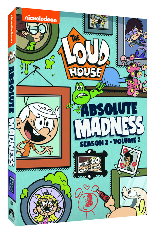 The Loud House: Absolute Madness - Season 2, Volume 2