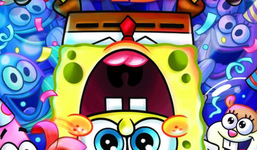 SpongeBob SquarePants: Bikini Bottom Bash on DVD + GIVEAWAY