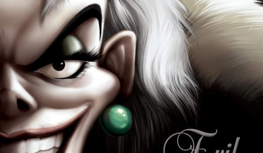 Disney Villains Book Series EVIL THING + GIVEAWAY