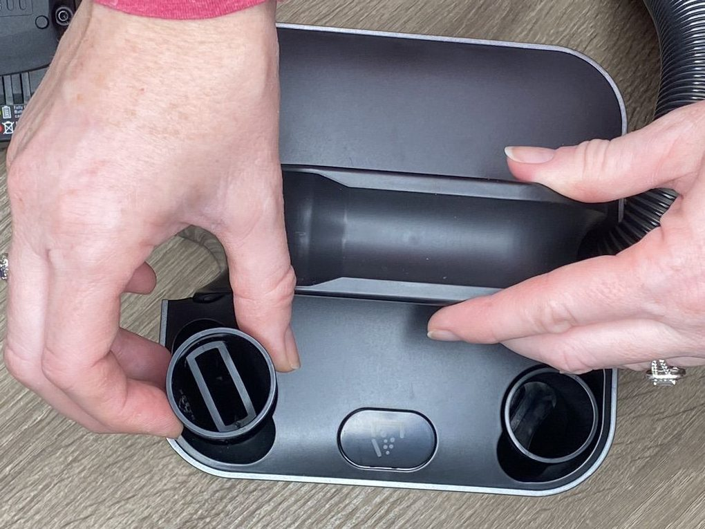 WORX 20V Portable Vac