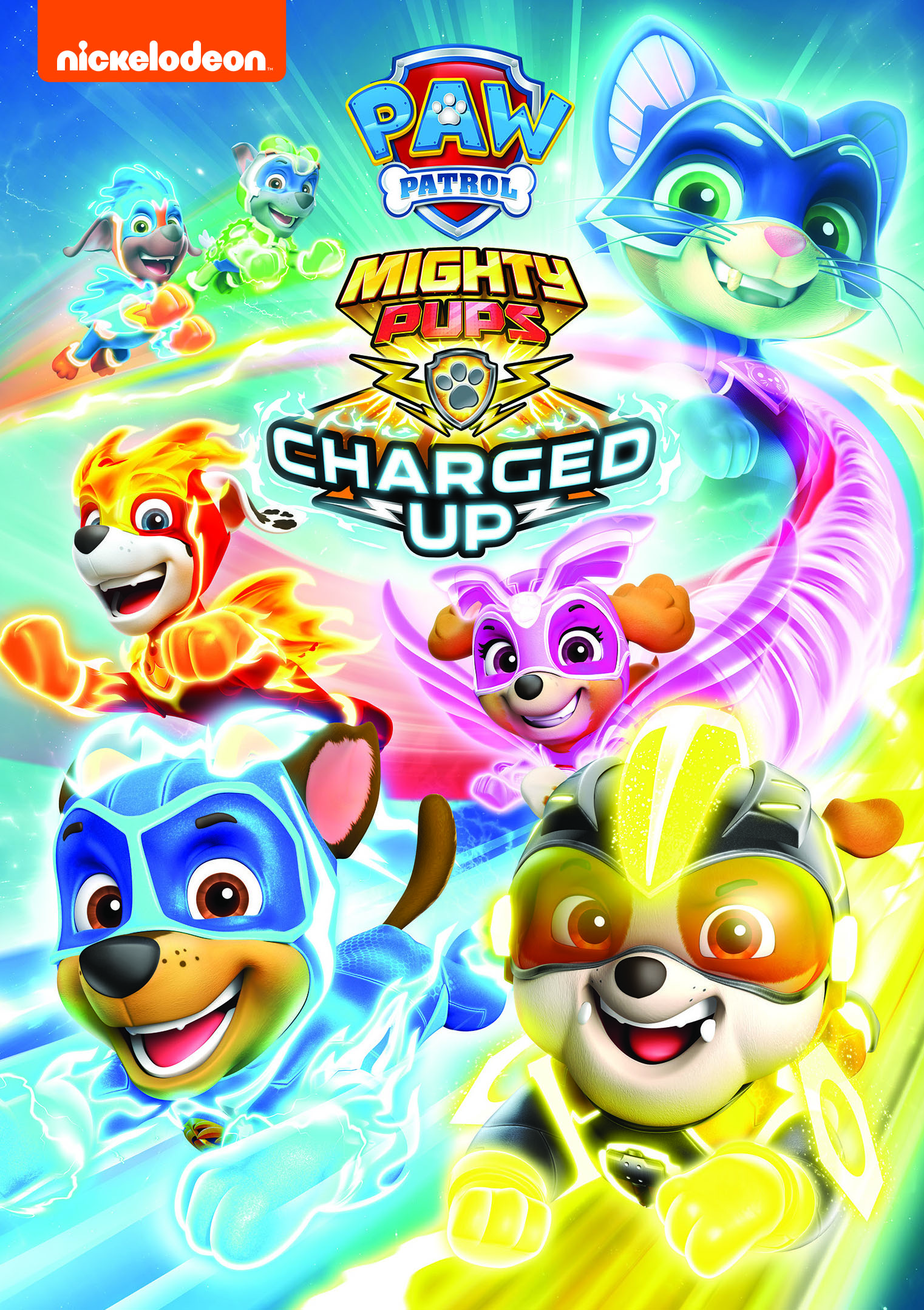 Paw Patrol: Mighty Pups Charged Up