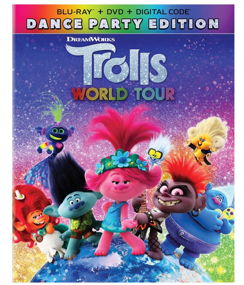 Trolls World Tour Movie
