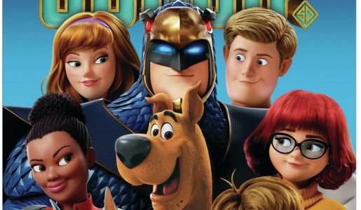 SCOOB! Movie on Blu-ray and DVD + GIVEAWAY