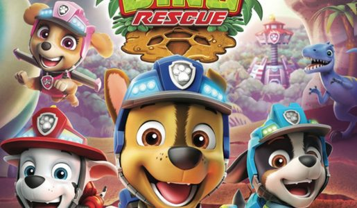 PAW PATROL: Dino Rescue on DVD + GIVEAWAY