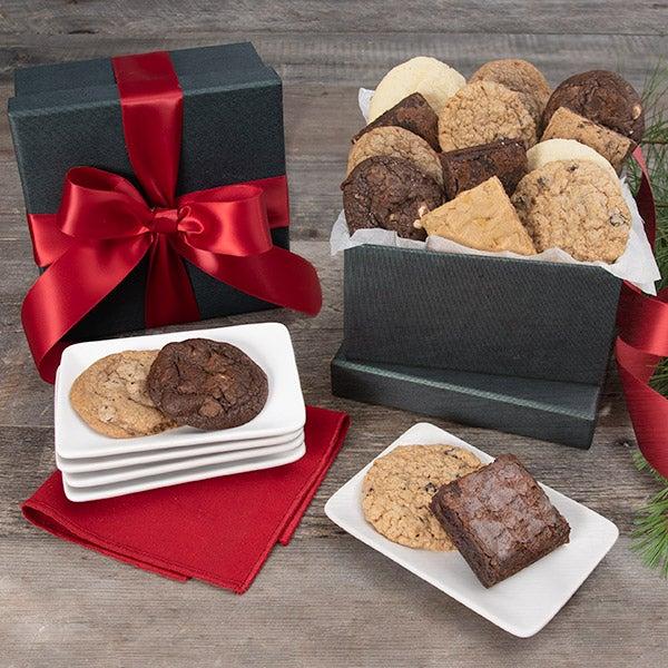 Gourmet Gift Baskets - Tis the Season Baked Goods