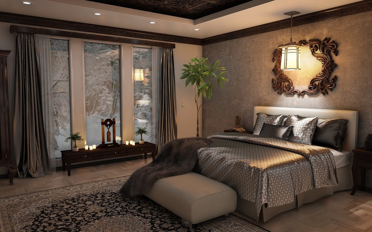 Perfect Bedroom Space