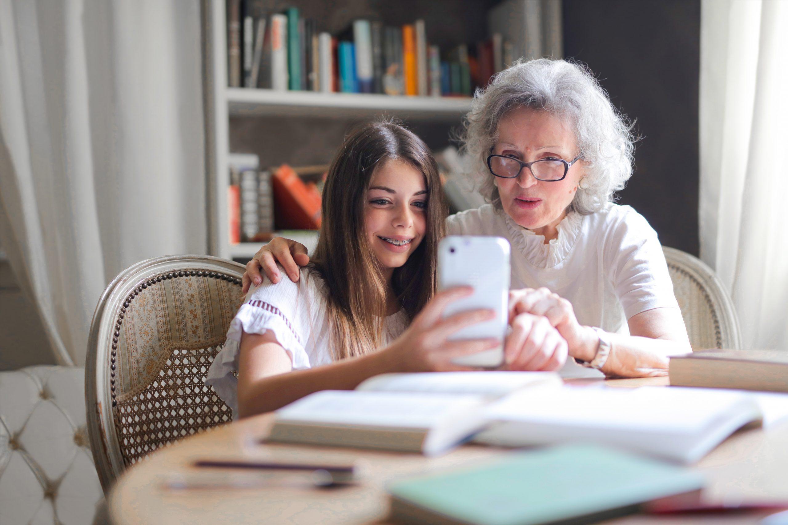 Grandparents in Kid's Life
