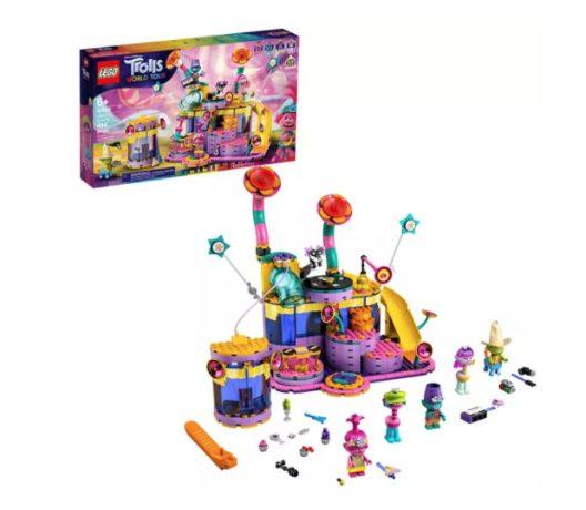 LEGO Trolls World Tour - Vibe City Concert