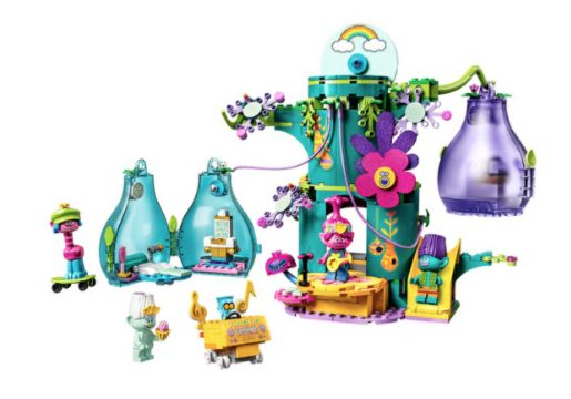 LEGO Trolls World Tour - Pop Village Celebration