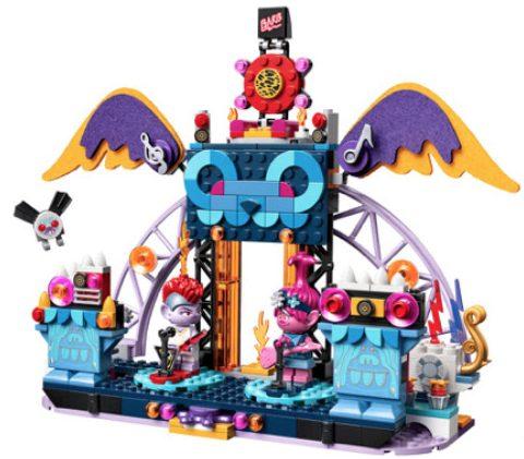 LEGO Trolls World Tour - Volcano Rock City Concert