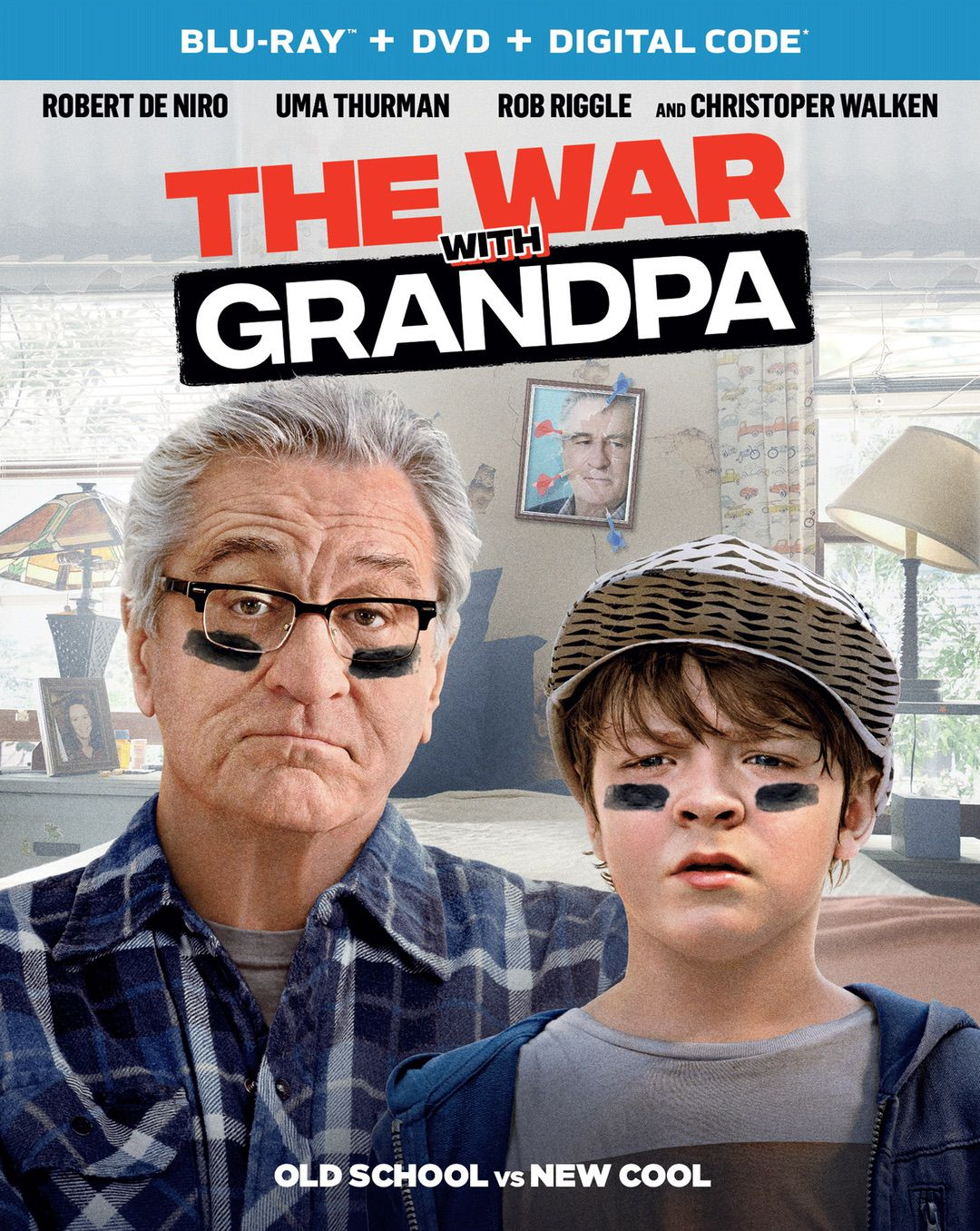 The War with Grandpa Movie