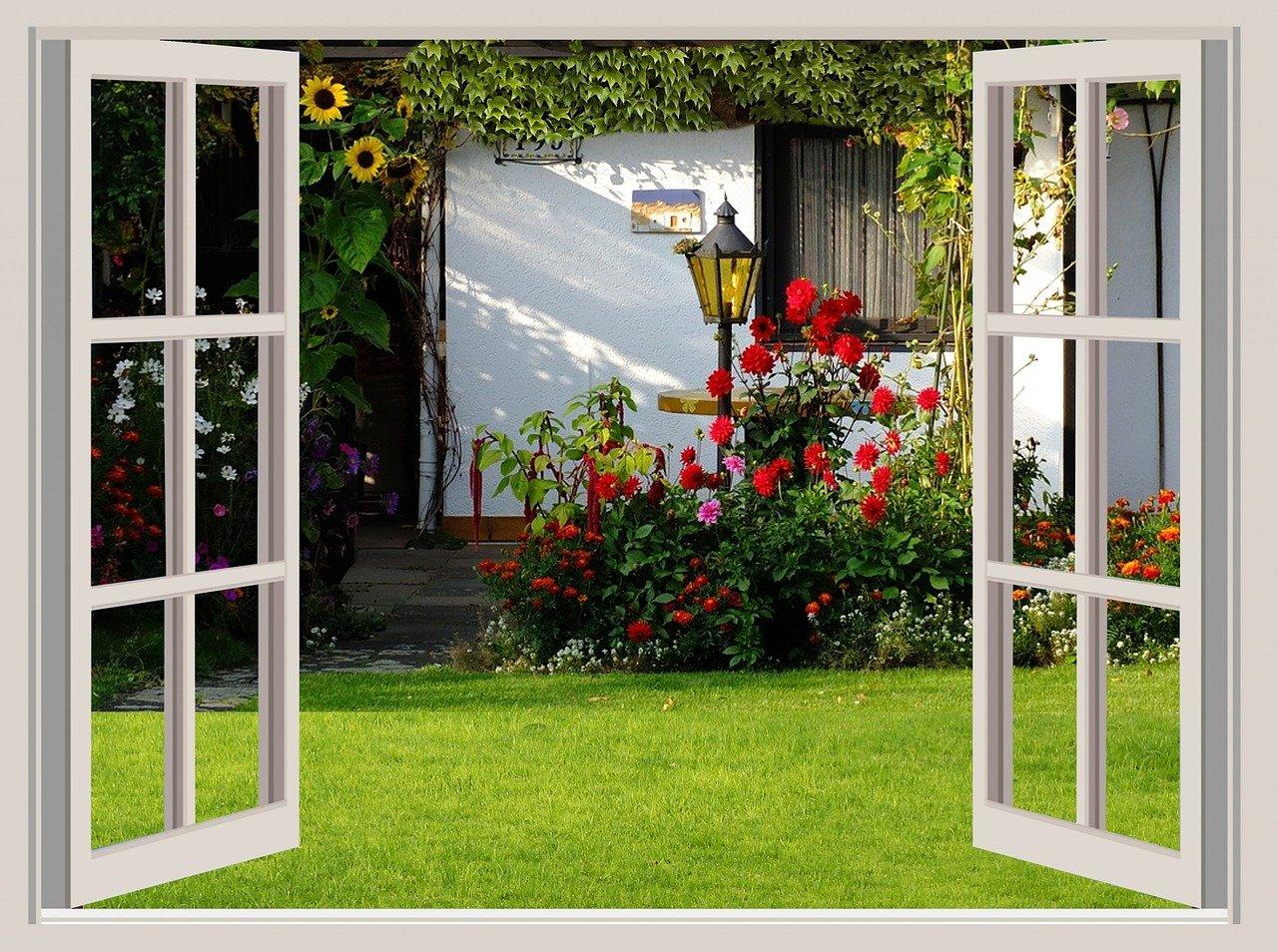 Garden in Home