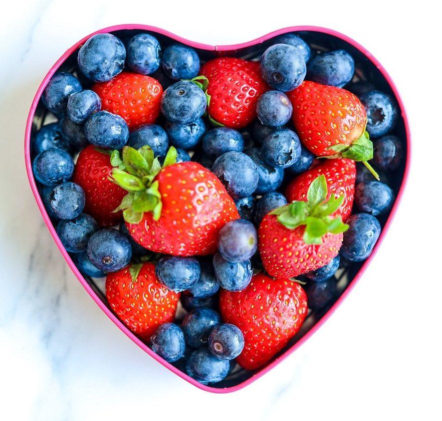 Fruits Healthy Heart