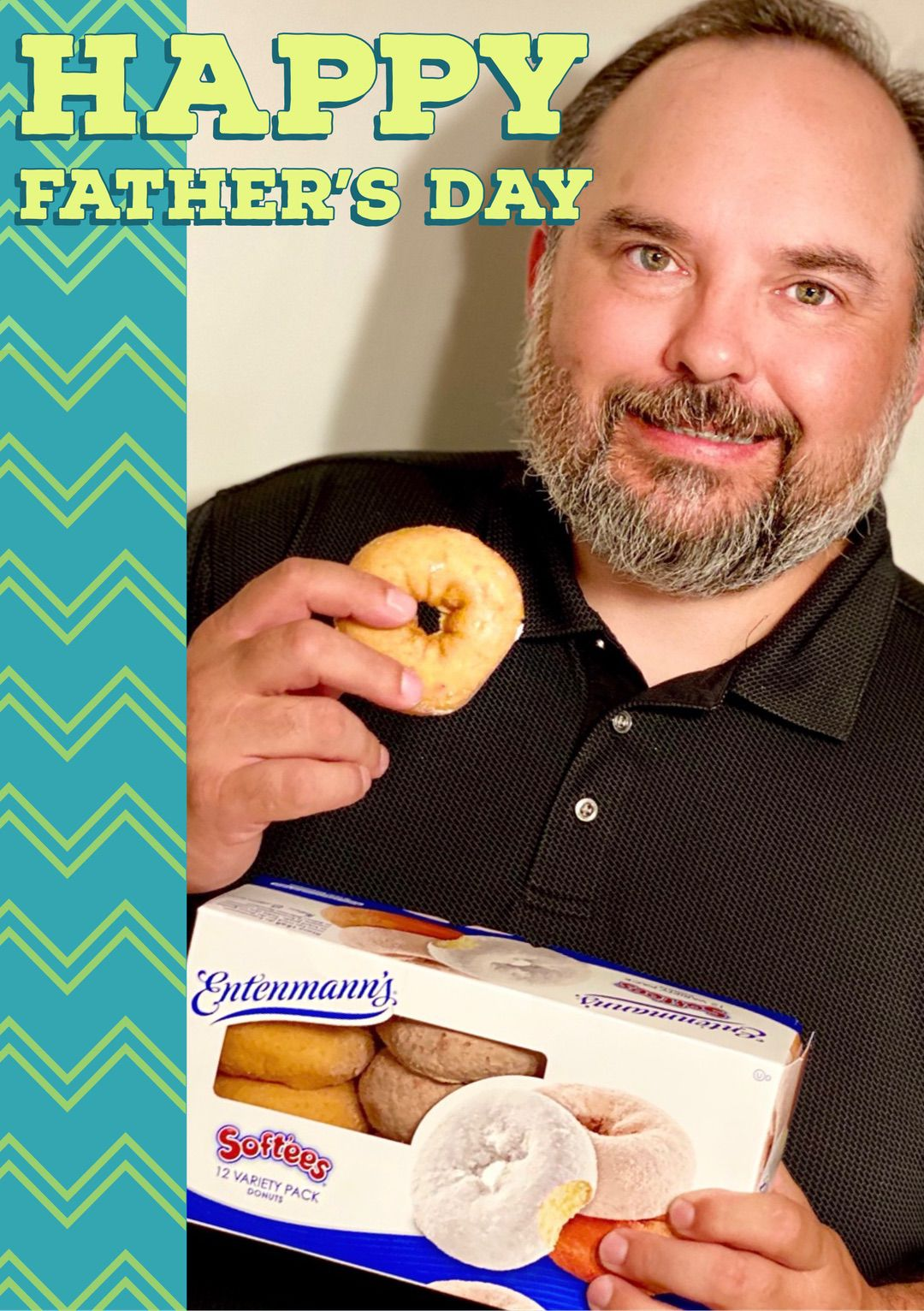 EntenMAN of the Year Father's Day Contest