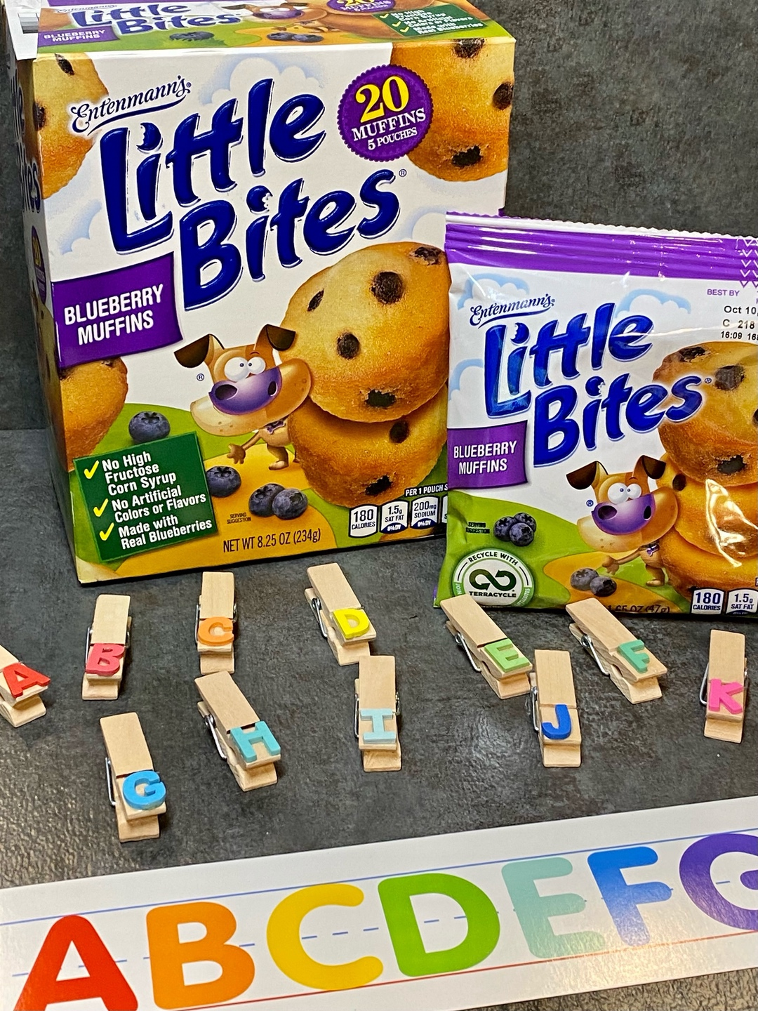 Back to School Bash with Little Bites