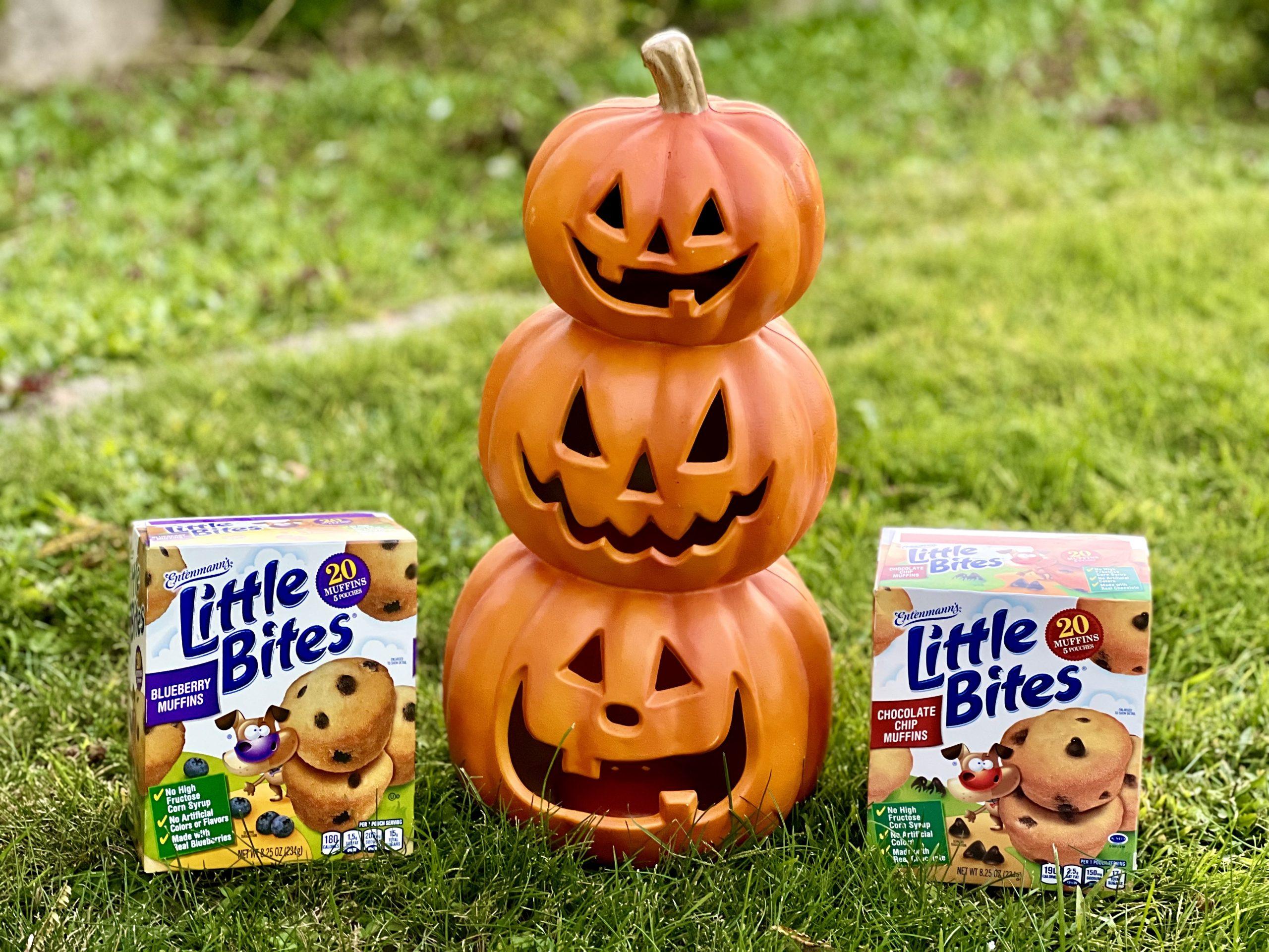 Little Bites Halloween Muffins